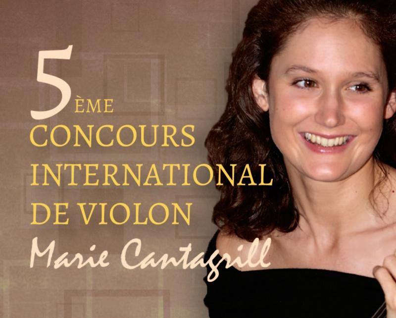 Concours de violon 2017