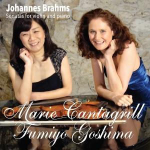 Couverture cd Brahms