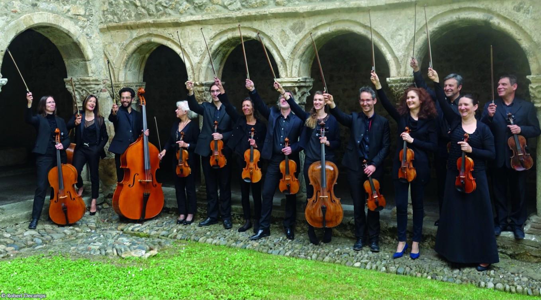 Marie Cantagrill et Orchestre de Chambre d'Ariège