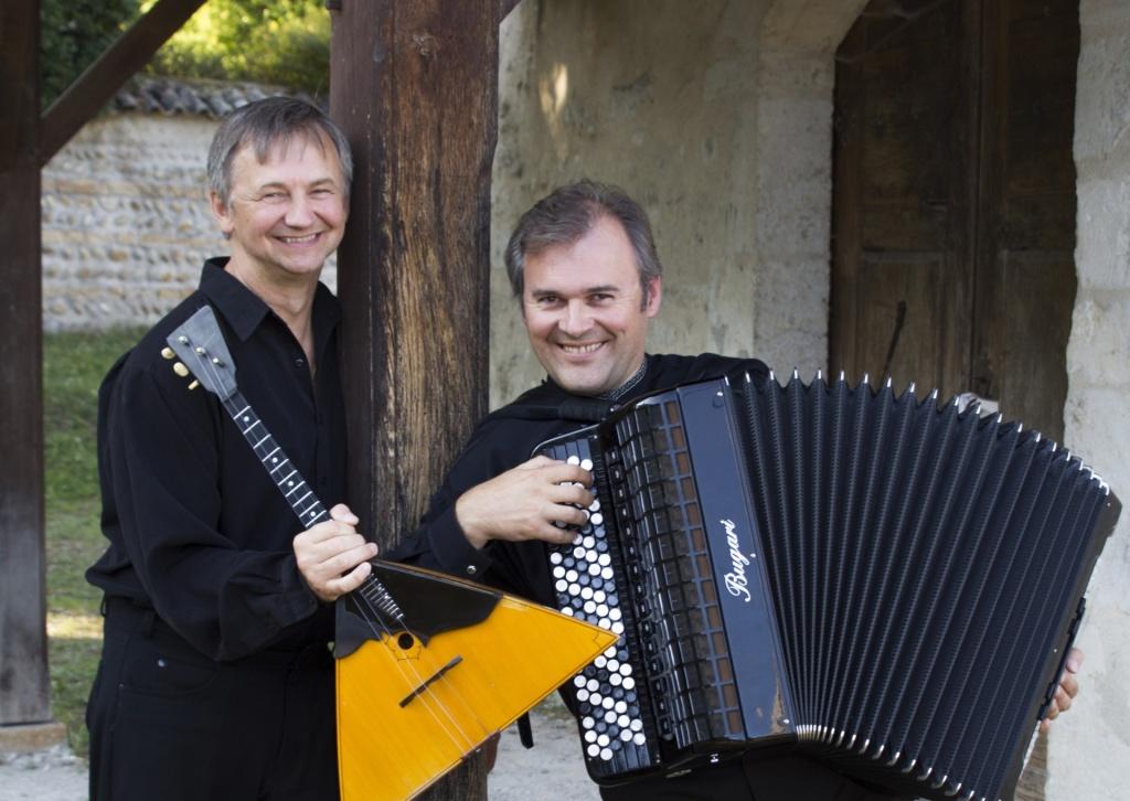 Duo Accordéon Balalaïka